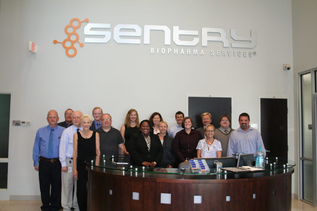 Sentry Hosts Local Congressman Hollingsworth